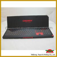 elegant high quality computer keyboard paper box