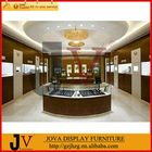 Glass jewellery showcase and display wall high cabinet