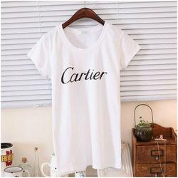 manufacture wholesale 2013 korea t-shirt lady fashion tshirt white plain sure t-shirts
