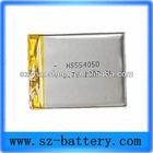 3.7v 1200mah 554050 batterie lithium polymere