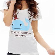 Brand fashion custom cheap wholesale 100% cotton ibs t-shirt