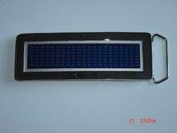 Digital Programmable LED Belt Buckle