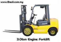 Baoli Engine Forklift