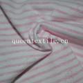 a fibra de bambu fios tingidos tecidos de malha de tecido para roupa interior roupa do bebê