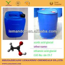flavoring acetic acid glacial 64-19-7
