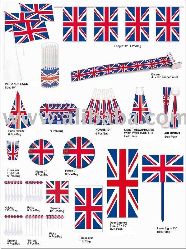 royal wedding themed party. UK Royal Wedding Party