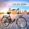 CE EN 15194 Al Alloy Frame fuji road bike sale