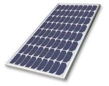 Solar panels - polycrystalline
