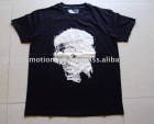 2011 FASHION DESIGN MENS DISCHARGE PRINTED COTTON T-SHIRT