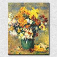 2013 Factory Direct Sale DIY Chrysanthemum Oil Paintings by artist
