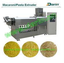 Diferentes formas pequeña de Pasta italiana / macarrones máquina del fabricante