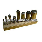 Good quality brass dowel pins SS/Aluminum available