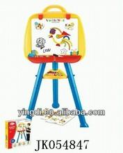 Super hot item plastic school drawing board for kids drawing board play set
