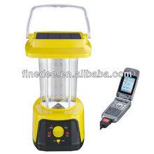 A60-02 Radio Solar Portable Camping Lantern