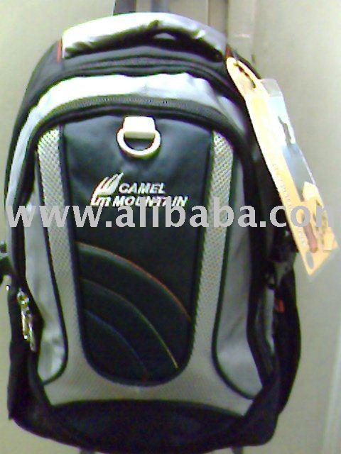 Camel Mountain (Laptop Backpack/CarryCase)