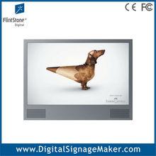 "advertising marketing 22"" 1080P HD metal case lcd advertising player/monitor/digital signage"