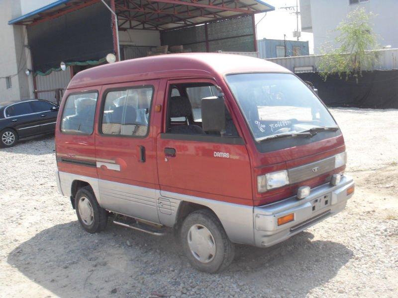 Daewoo DAMAS 5 asientos