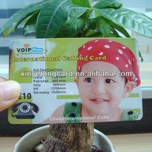 fashional calling card manufacture