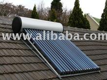 Compact non pressure Solar Water heater