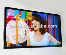 "42"" no dvd style indoor lcd player with full hd 1080p"