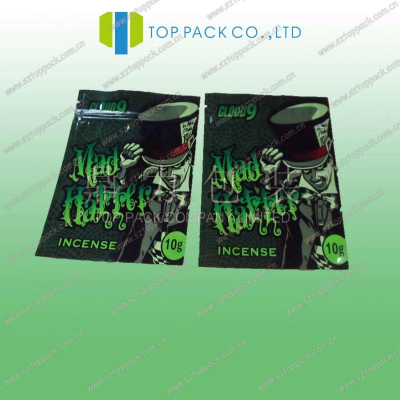 Mad Hatter Incense High Mad Hatter Incense Bag 10g Mad