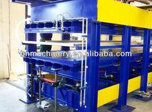 Discontinuous Polyurethane (PU)sandwich panel making macine / Wall & Roof PU sandwich panel making machine