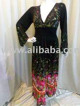 Lydia Flora Maxi Dress