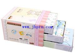 new born baby gift set box in new design