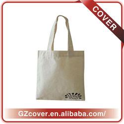 plain eco small cloth bags tote canvas bag