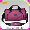 Latest nylon folding sport travel bag(NV-TB142)