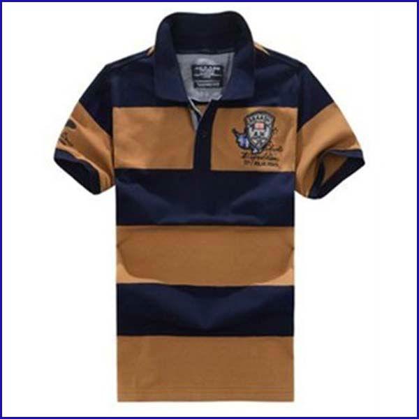 2013 OEM clothing manufacturer custom high quality polo shirt for men