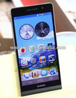 Hot selling 4.7'' HUAWEI Ascend P6 Quad Core 1.5GHz 2GB/8GB multi language Android phone