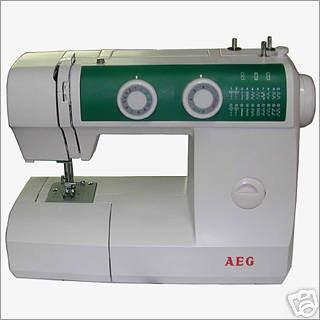 AEG 791 Sewing Machine