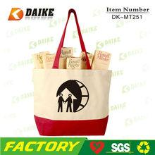 Cotton Durable Felt Carry Bag DK-MT251