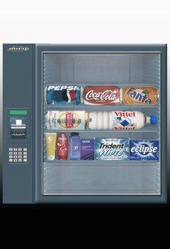Hotel Room Mini Vending Machine
