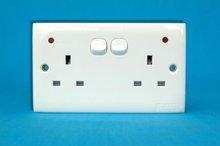 13 AMP Switch Socket Outlet