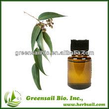 High purity pharmaceutical grade oil of eucalyptus oil