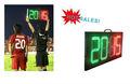 Substitutos placa eletrônica LED bordo substituto futebol substituição p10 ao ar livre cores levou placa de substituição de futebol