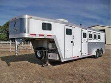 2008 Titan Horse Trailer for Sale