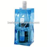 2013 popular clear plastic cooler bag