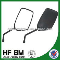 Top quality mirror for motorcycle , high quality motorcycle mirror for bajaj CT100 .cheap bajaj CT100 rearview mirror
