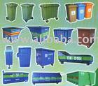 M.S Leach Bin, Roro Bin, Others bin and Steel Containers