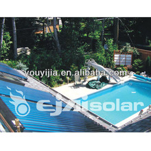 Swimming Pool Solar Water Heater With Solar Collector For Home Use