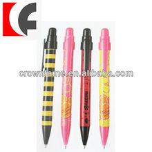 Hot selling click lovely ballpoint pen