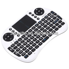 mini wireless keyboard-mouse with touch pad