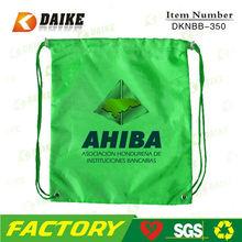 Cheap High Quality Nylon Draw String Bags Small DKNBB-350