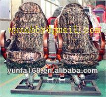 X rides 5d 6d 7d Xd cinema simulator equipment