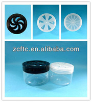 Beauty Car Solid Air Freshener Container,Toilet Solid deodorant Container,Room Jelly deodorant bottle