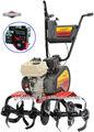 4- curso b&s vanguard 800 motor série de enxada rotativa tiller