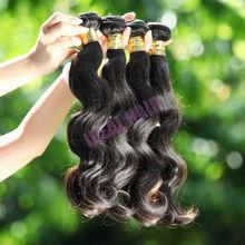 extension/hair weave wholesala factory price supply 100 percent virgin tangle free natural body wave peruvian hair